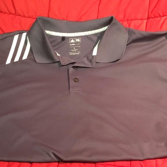 regular lengua Prueba de Derbeville  adidas Shirts   Adidas Climacool Golf Shirt   Poshmark